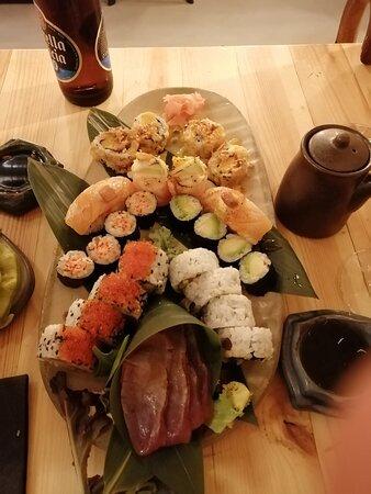 Comida japonesa TOP!!