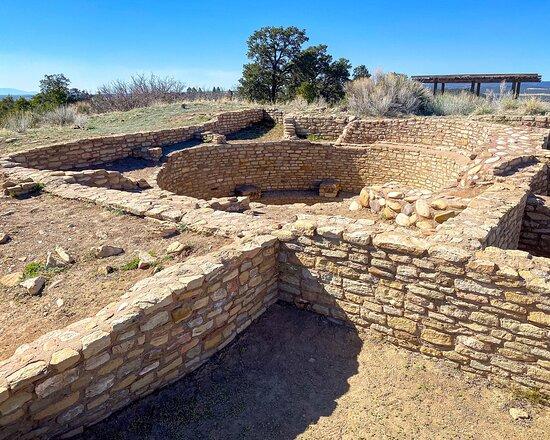 Escalante Pueblo ruins