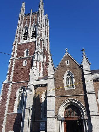 Fachada de catedral