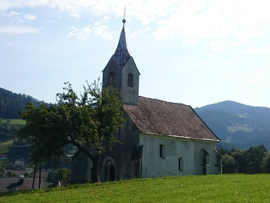 Church Of St. Gertrude Of Nivelles