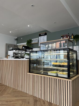 Host Coffee Clay Cross 🖤