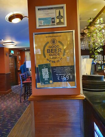 Wetherspoons The Water House Durham.