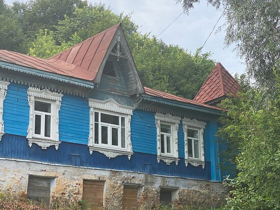 Dom Krasnoshhekovykh