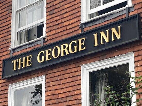 1.  The George Inn, Robertsbridge, East Sussex