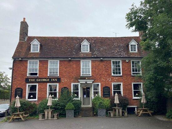 2.  The George Inn, Robertsbridge, East Sussex