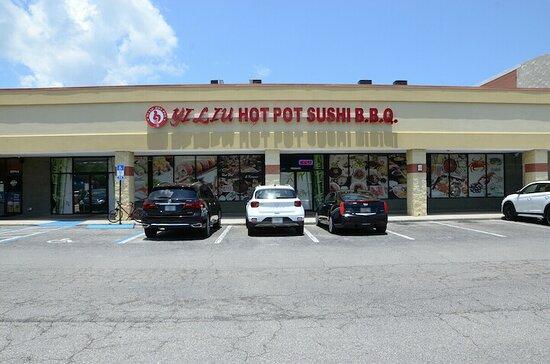 Yi Liu Hot Pot Sushi BBQ