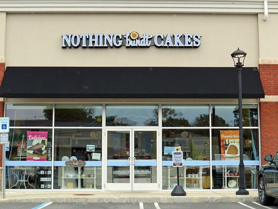 Nothing bundt Cakes store front