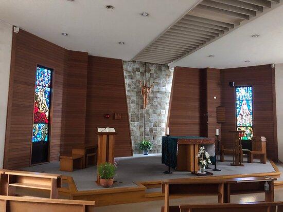 Catholic Yokosuka Otsu Church