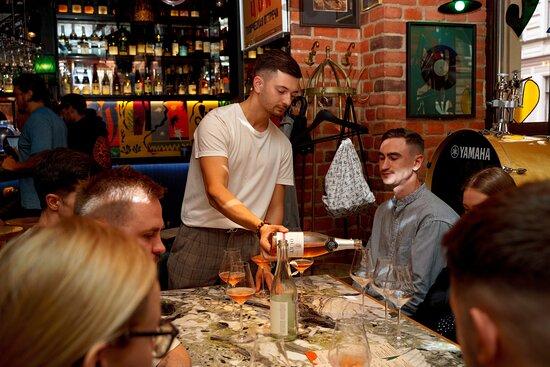 Винный вечер — каждую среду в Matisse