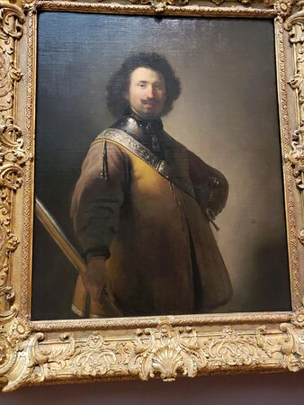 Legion of Honor Museum General Admission Ticket: Rembrandt