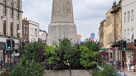 2ND Battn Somerset Light Infantry Memorial