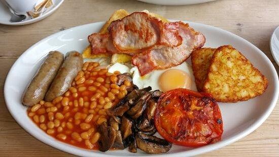 Λονδίνο, UK: English Breakfast