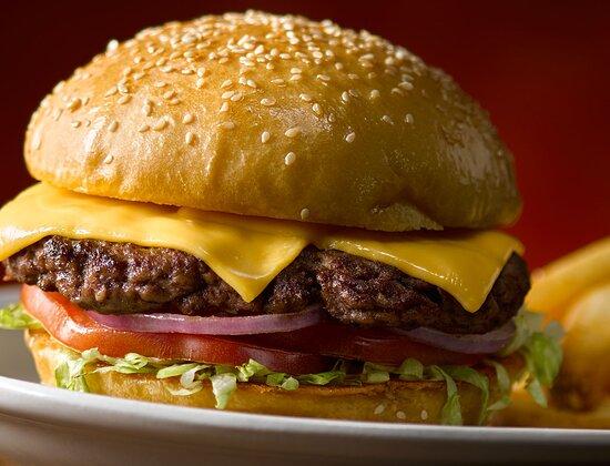 Λονδίνο, UK: Cheese Burger
