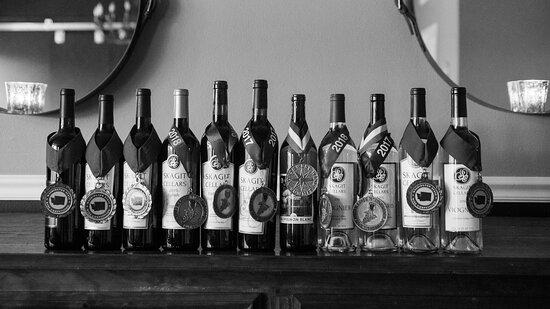 Skagit Cellars - Award Winning Washington Wines. La Conner, WA