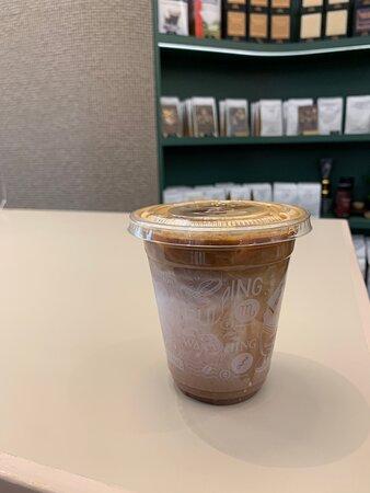 Espresso Alchemy - iced-mocha