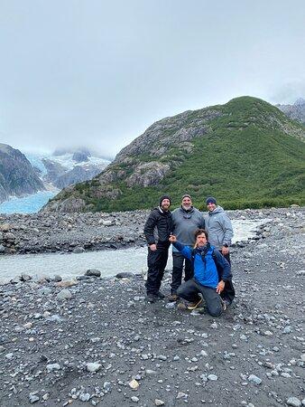 Le meilleur de l'Alaska - Pêche, kayak sur glacier et visites touristiques dans les fjords de Kenai! : Kayak fun with the best kayak tour guide!