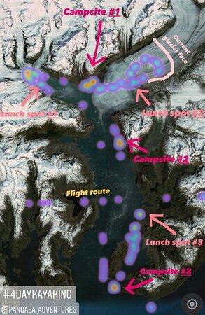 Map summary