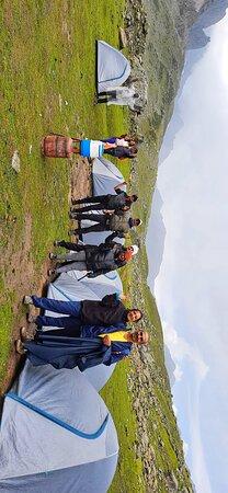 Kashmir Great Lakes 23 August 2021