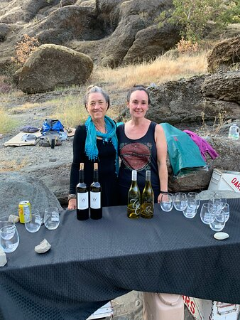 Our sommeliers from Wooldridge Winery