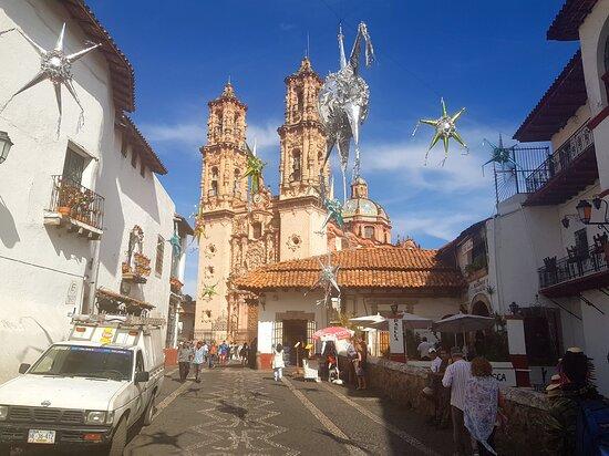 Romantic Taxco Tour