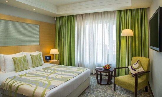 Business Class Suite Bedroom