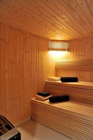 Guest in Sauna