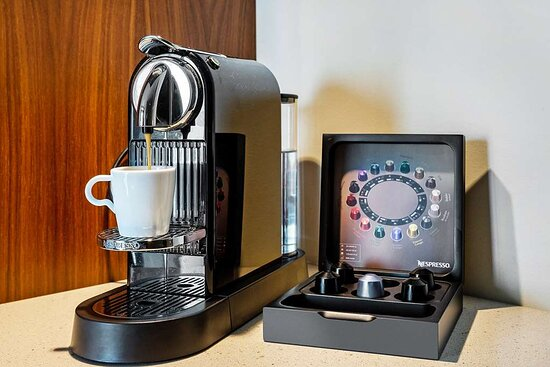Room and Suite Coffe Machine