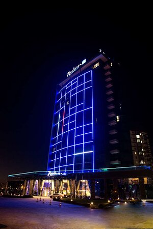 Exterior Hotel View