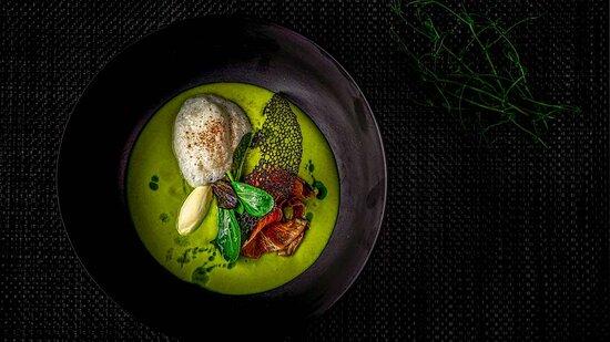 Chophouse soup