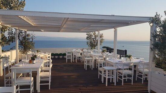 Restaurant Dachterrasse