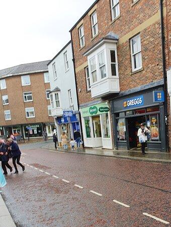 Greggs North Road Durham.