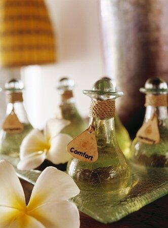 COMO Shambhala Retreat - Essential Massage Oils