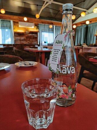 Eco-friendly glass water bottles