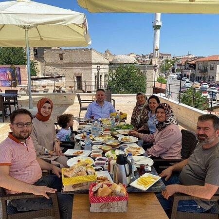 En leziz buluşmalar için Barrus Cappadocia
