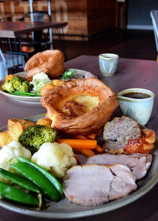 Sunday Lunch, available from 11.30am to 3pm on Sunday.