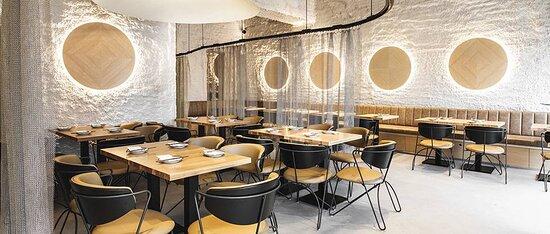 Vienna, Austria: ©Laolao Wien | Neueröffnung: Aus Felber wird Laolao in 1010 Wien!  Das neue Restaurant Laolao in der Herrengasse 6-8 wird derzeit von einer ehemaligen Felber-Filiale in ein stilvolles Gastro-Prachtstück umgebaut. Der Pandemie zum Trotz, ist die Eröffnung für Dezember 2021 geplant.  Mehr lesen: https://gastronews.wien/2021/09/neueroeffnung-laolao-in-1010-wien/