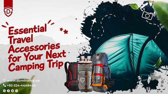 Lahore, Pakistan: If you are into camping, you must have all the accessories to save you from any unfortunate incident. Keep at least the mentioned 4 items with you every time you go camping to make your experience safe & special.