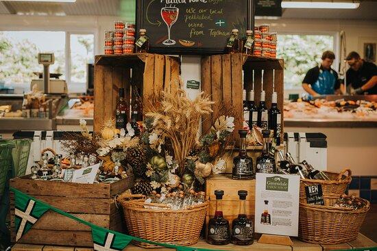 Celebrating Devon produce