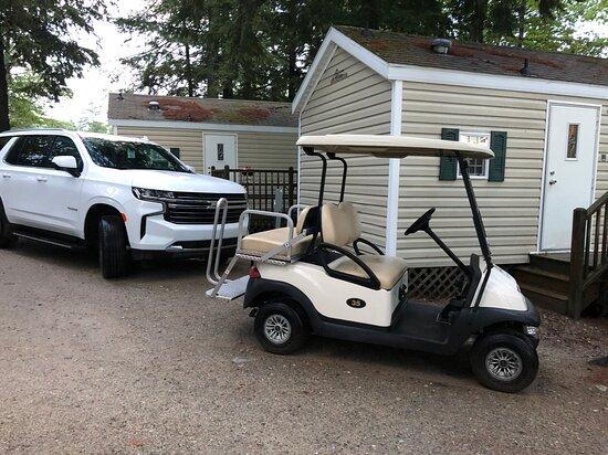 Great golf carts