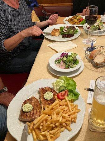 Fleischgericht