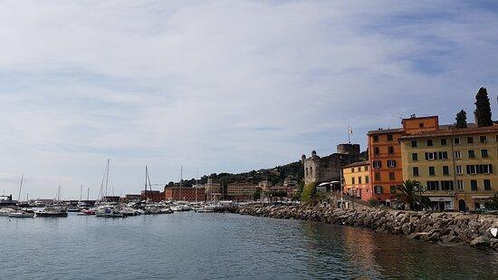 Santa Margherita Ligure, Italia: Foto dal battello per Portofino
