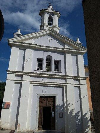 la cappella Santa Croce