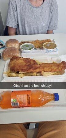 BEST FISH SUPPER!