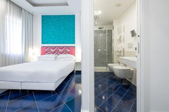 Camera deluxe con bagno