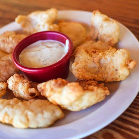 Si pruebas nuestra rosada frita con alioli… ¡Querrás repetir!