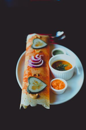 Masala Dosa...a recipe as old as it's tradition.