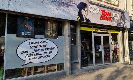 Escape Game Alencon - Team Break