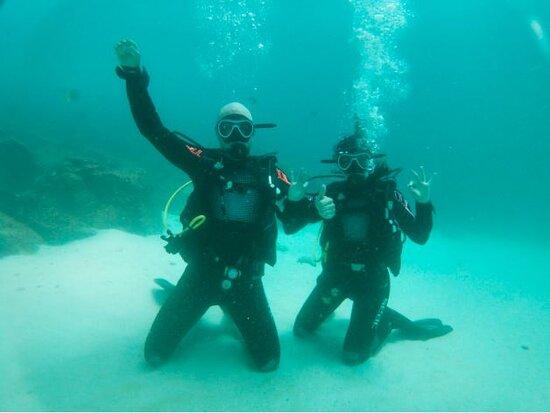 Diving Seymor Norte