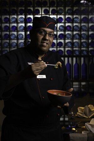 Silk Road chef