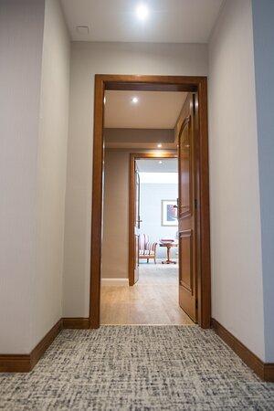 Corner suite Hotel Intersur Recoleta